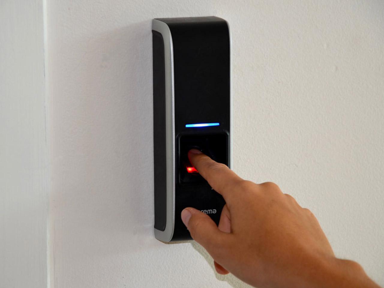 Lecteur biometrique digital