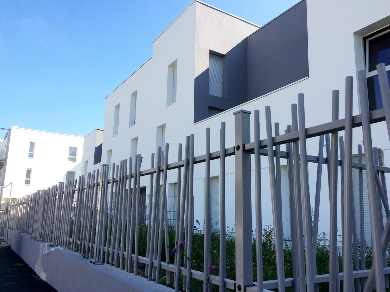 Residentialisation quartier des Noels – Soisy sous Montmorency 95