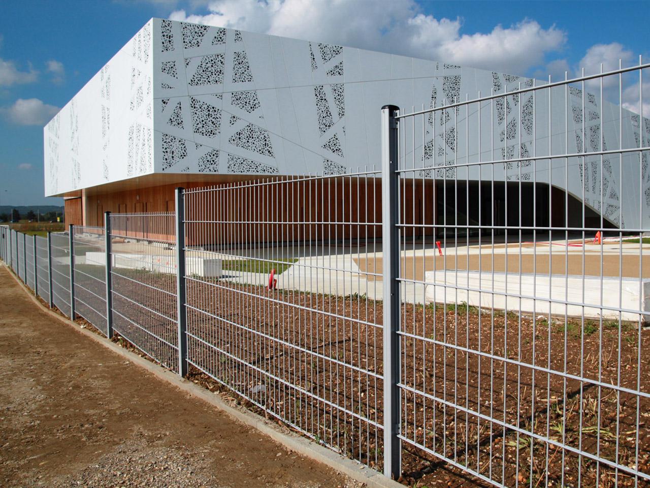 Salle omnisports – Buchelay 78